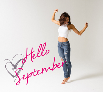 New Month, New Goals: 5 Things To Work For This September
