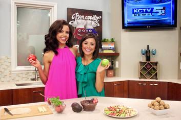 4 Healthy After School Snacks for Kids | KCTV5 News