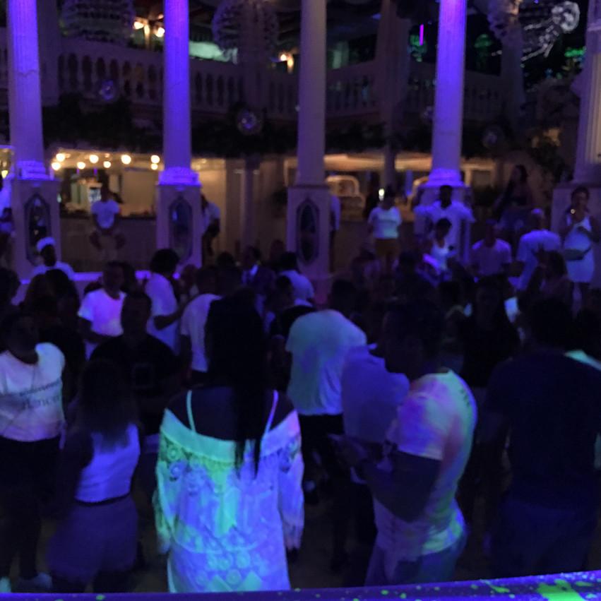 Glow Party at Es Paradis