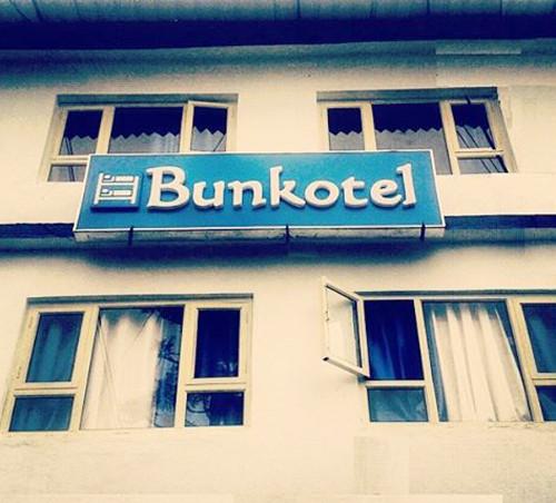 Bunkotel, Mussoorie
