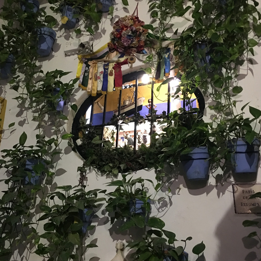 El Pimpi -A spanish Bar