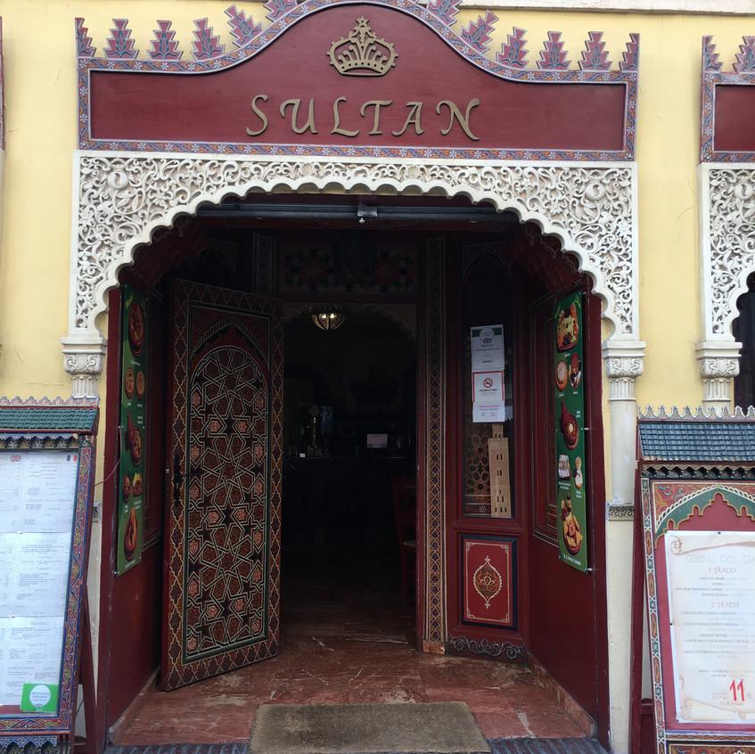 Influence of muslim culture!