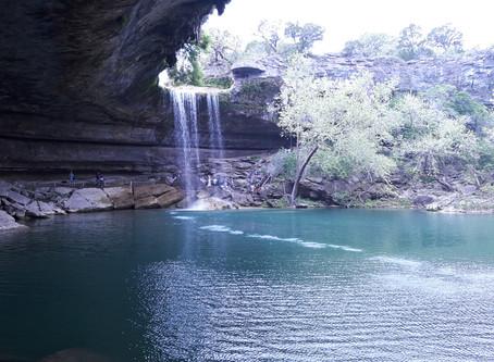 Hamilton Pool, Austin - USA