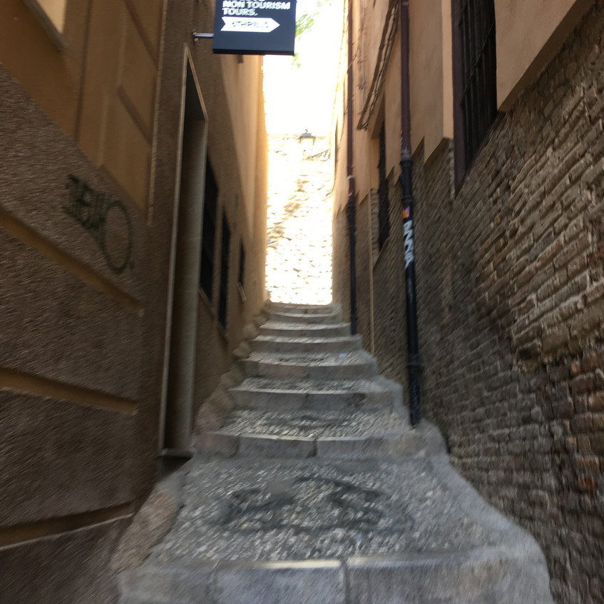 Street walk - Granada