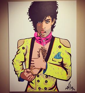 """Prince 40""""x30""""($225)"""