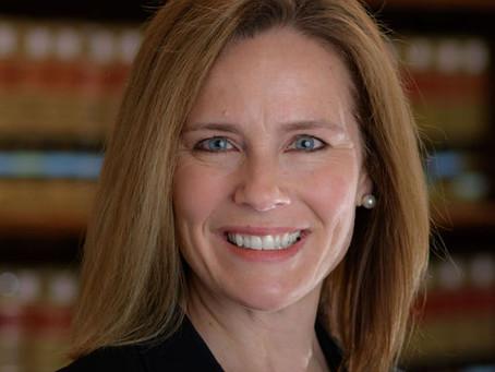 Trump Nominates Amy Coney Barrett to the Supreme Court