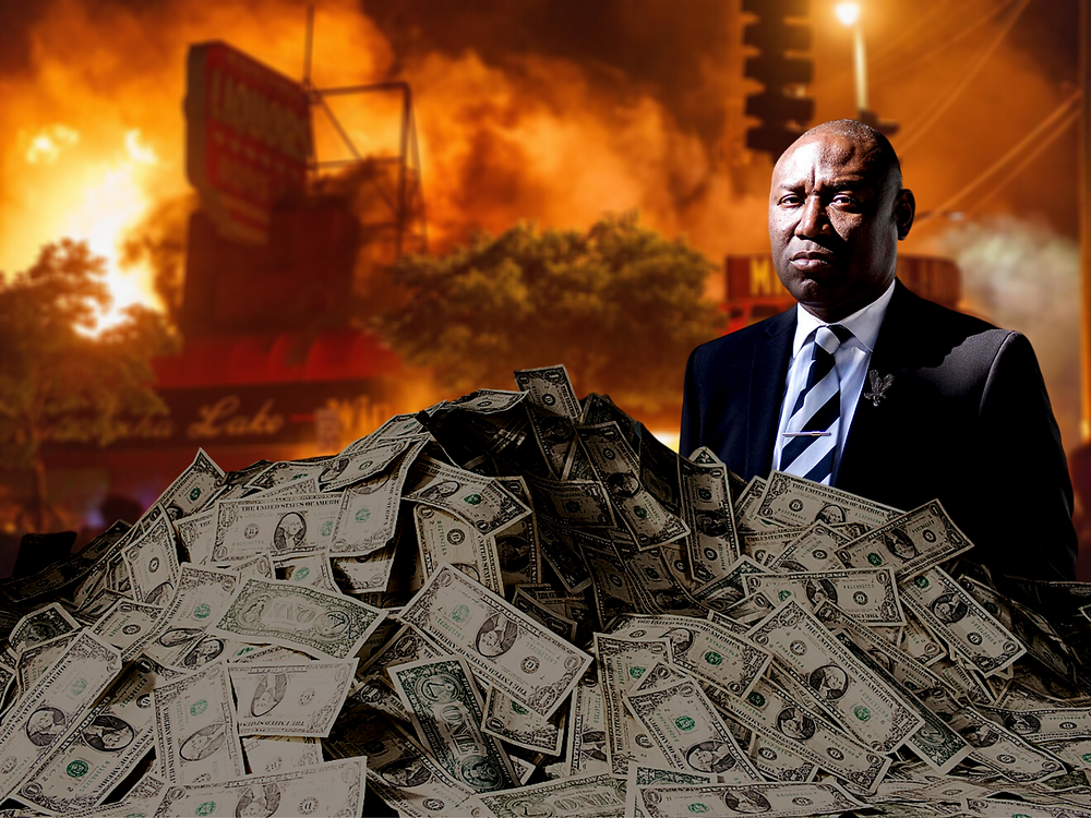Benjamin Crump Getting Rich on the backs of the American Tax payer
