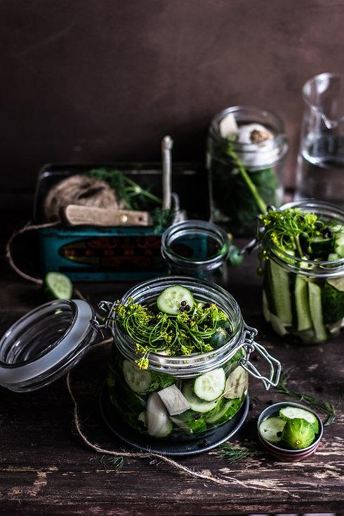 Amberline Preserves Gourmet Eco-Farmed Food & Drink Stockists