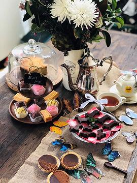 GROW Sustainable Living Mad Hatter's Tea Parties Toms Creek Australia