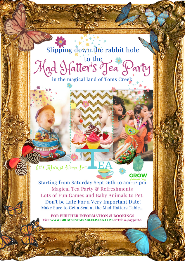 CHILDREN'S EVENT POSTER
