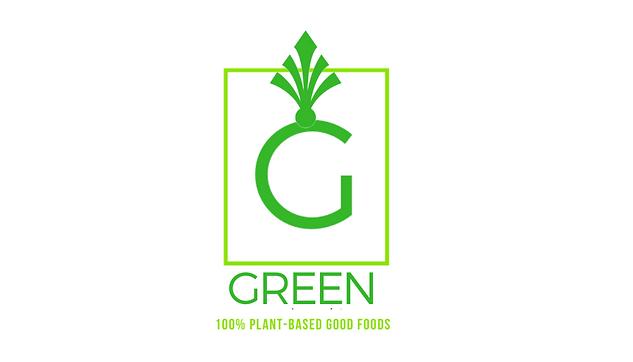 PLANT-BASED ONLINE STORE LOGO