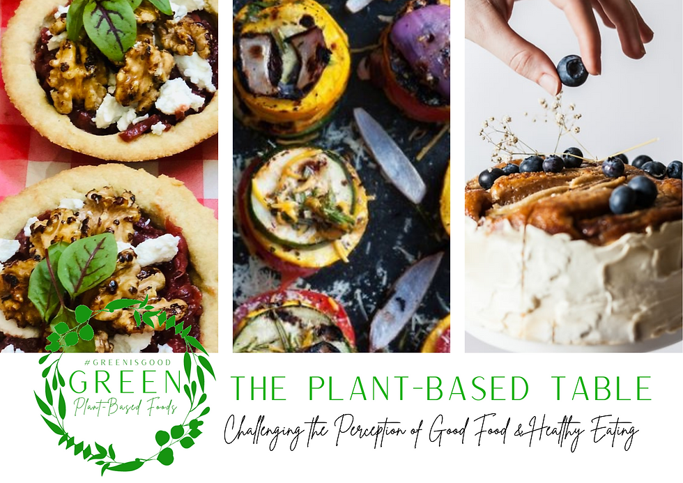 The Plant-Based Table Cookbook