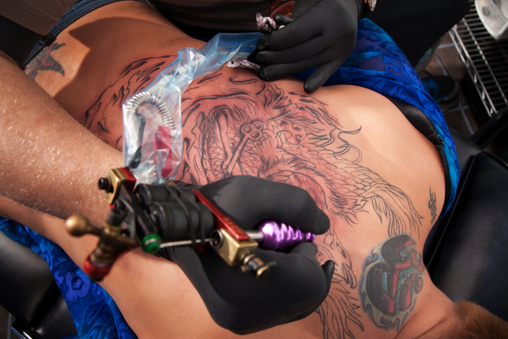 Best Tattoo Shops Nearby