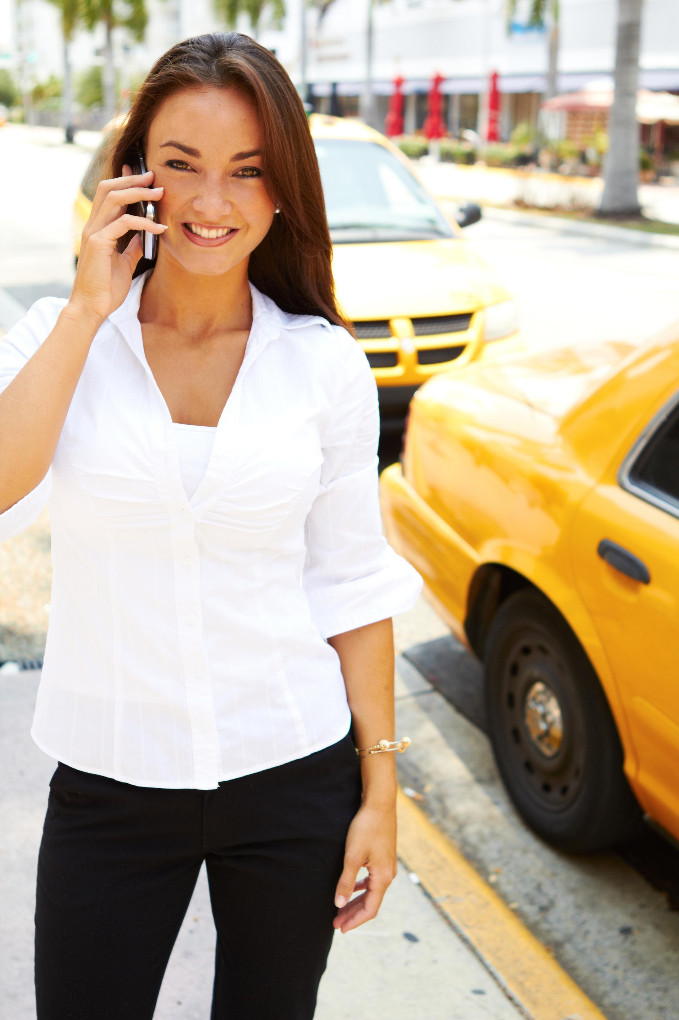Local Taxi Cab
