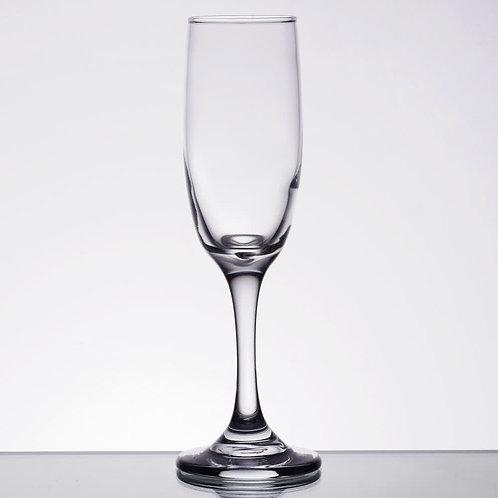 6.25 oz. Flute Glass
