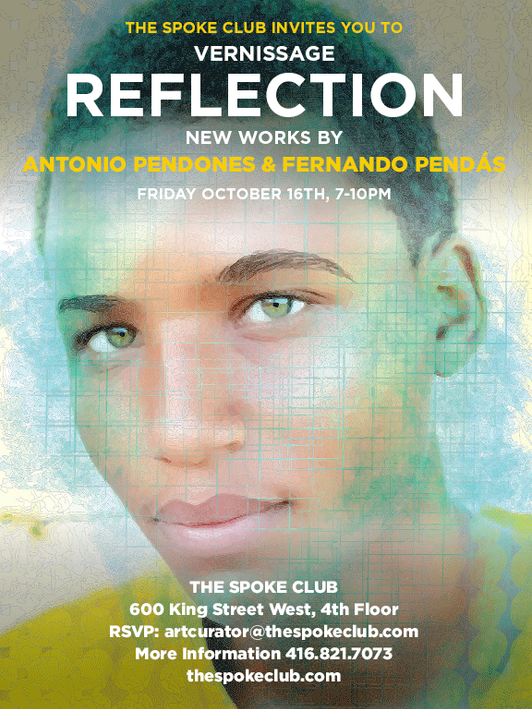 Reflection - The Spoke Club Toronto