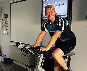 Helen - Spinning Instructor