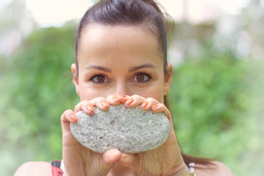 La piedra en el camino