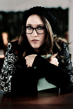 model Alice Belotti