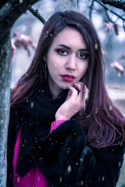 Model Giulia Domenichini