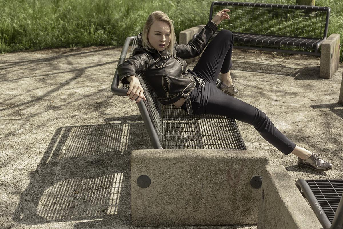 model Olga Yankova