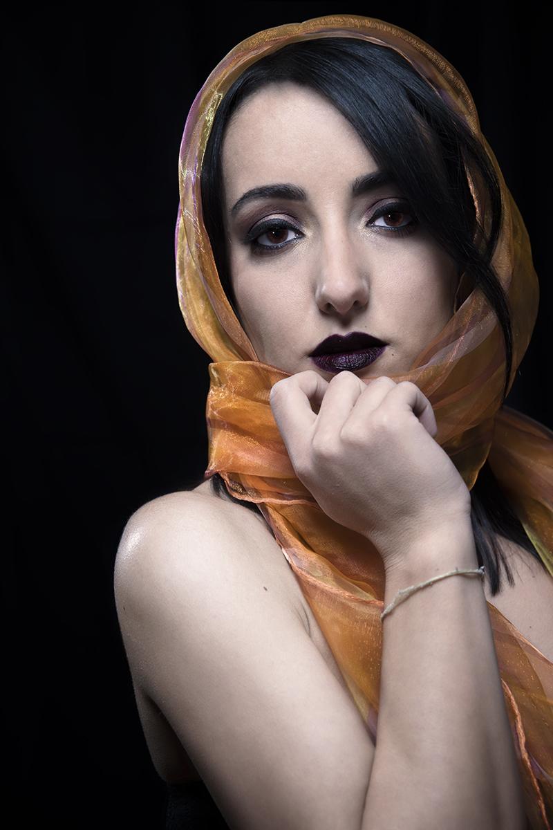 Model Maria Gatto