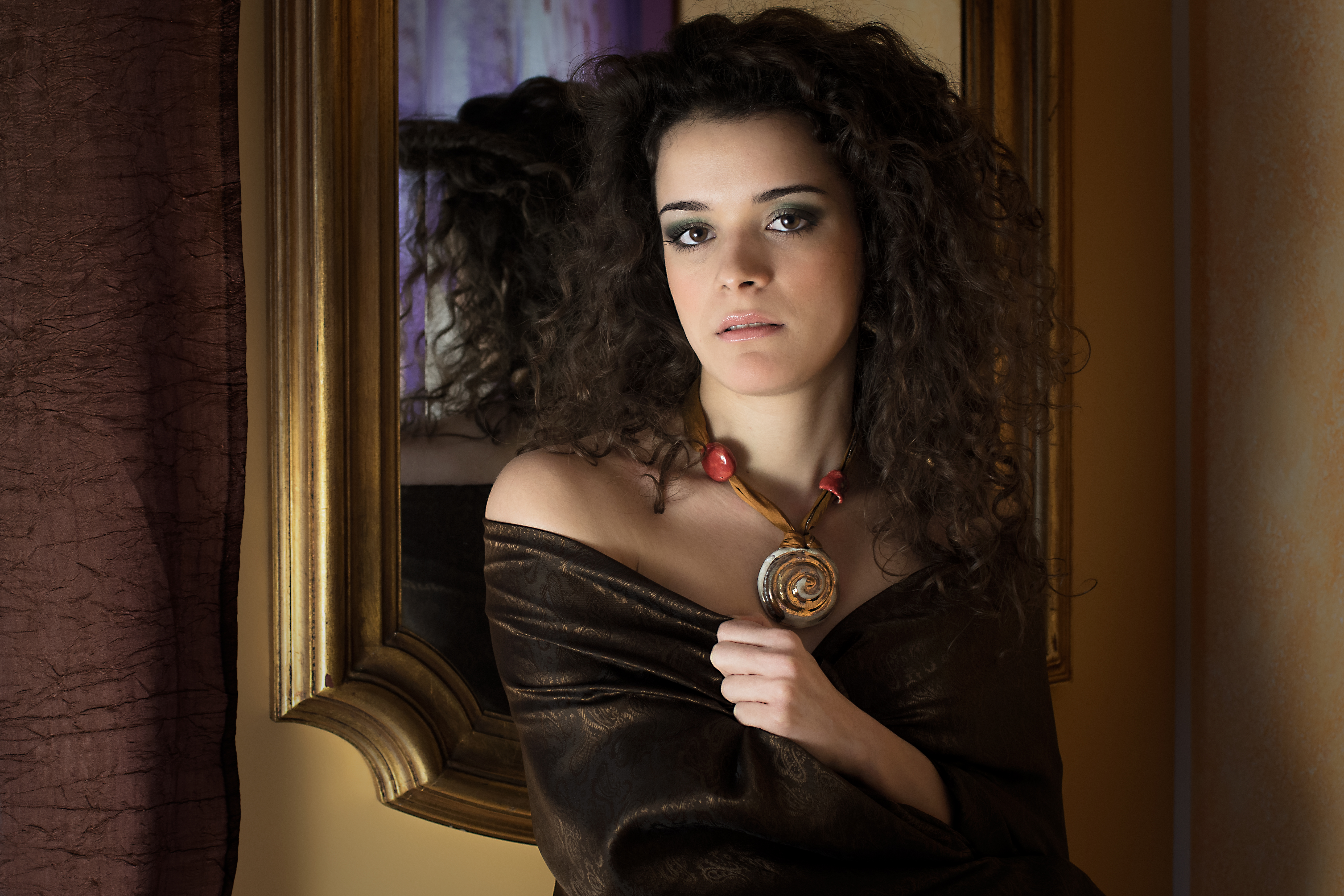 Model Martina Riccioni