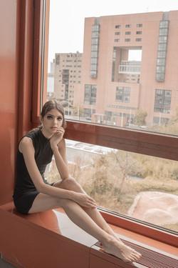 model Giulia Marin