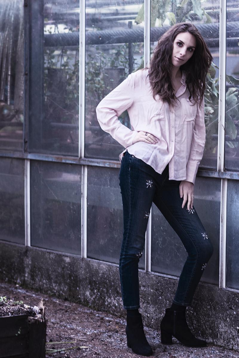 model Maria Castagnaro
