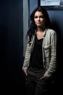 model Anna Hassanaly