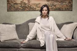 model Karima Ouhaid