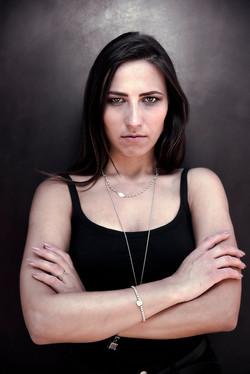 model Dorina Guri