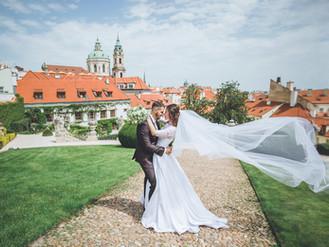 Tropická svatba v San Tropez