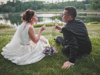 Moravsko - Česká svatba v Mostě!