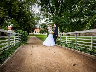 Mini svatbička ve Ctěnicích