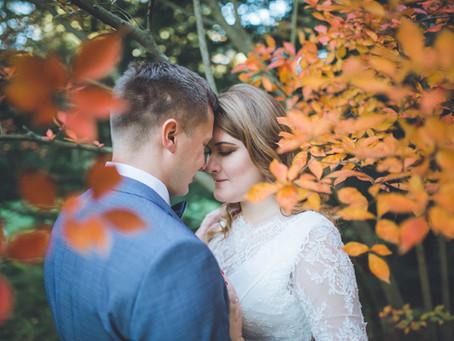 Výhody podzimní svatby?