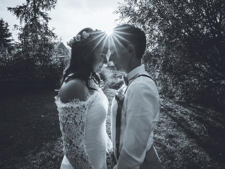 Svatba plná radosti v Křížovnické baště