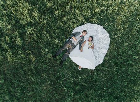 Cestovatelská svatba Kačky a Míry