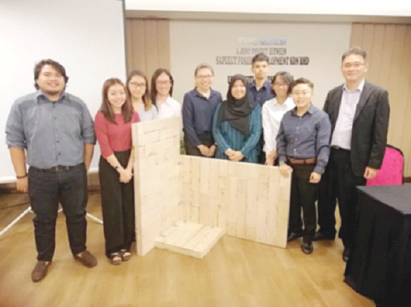 Cross laminated timber the future for Sabah