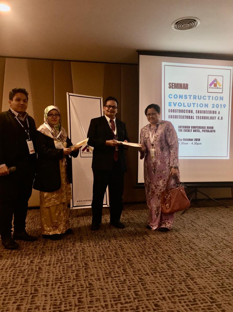 112. Ir Sharifah Azlina Raja Kamal Pasma HSS Engineers Associate Professor Dr Ikhsan Othman