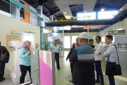 20 November 2019 Sembang IBS CIDB EvolusiBina