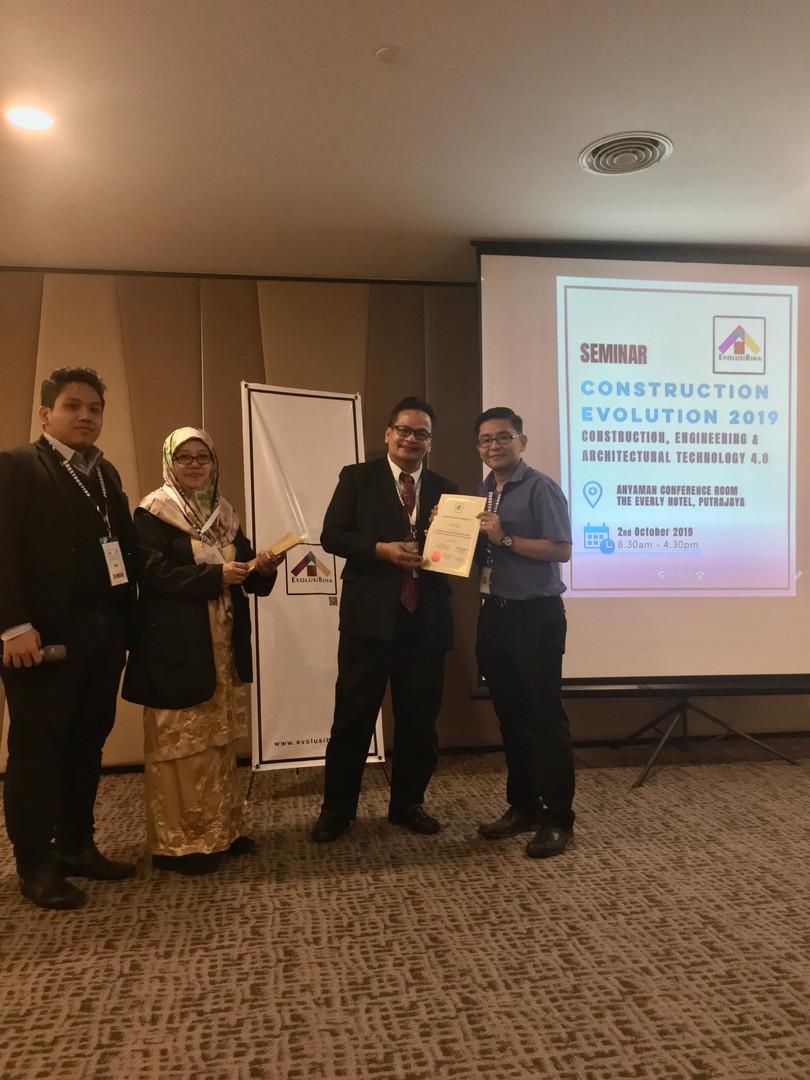 124. Seri Pajam Properties Sdn Bhd Associate Professor Dr Ikhsan Othman