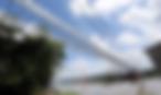Jambatan Gantung Satok dibuka Jun