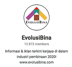Evolusi-Bina-Telegram-Page-Reach-Insight