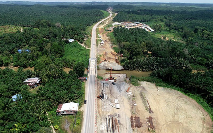 Pan Borneo Highway project only 10% completed in Sabah