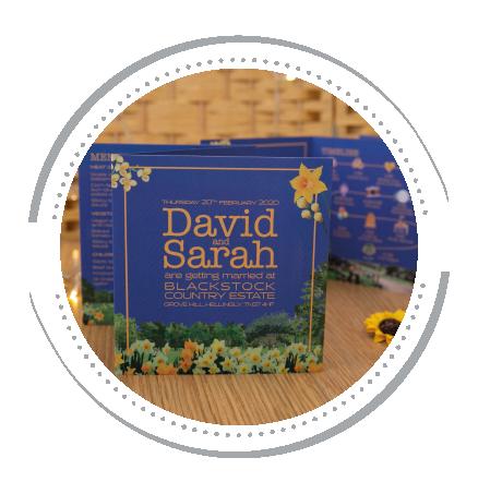 DAvid and Sarah