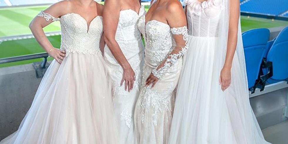 Amex Wedding Fair by Pure Events
