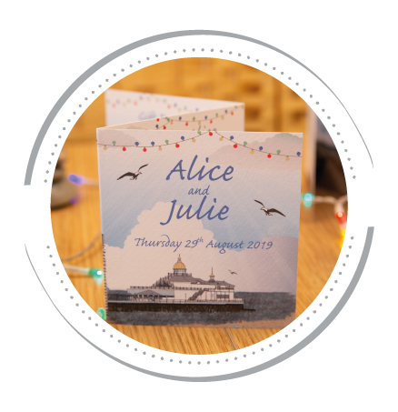 Alice and Julie