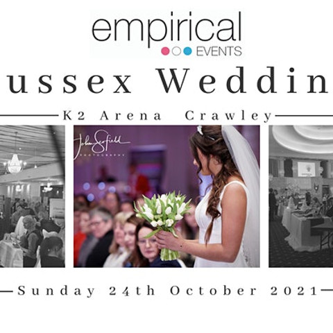 The West Sussex Wedding Expo, @ The K2, Crawley