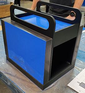 Silflex Frisker Shielding